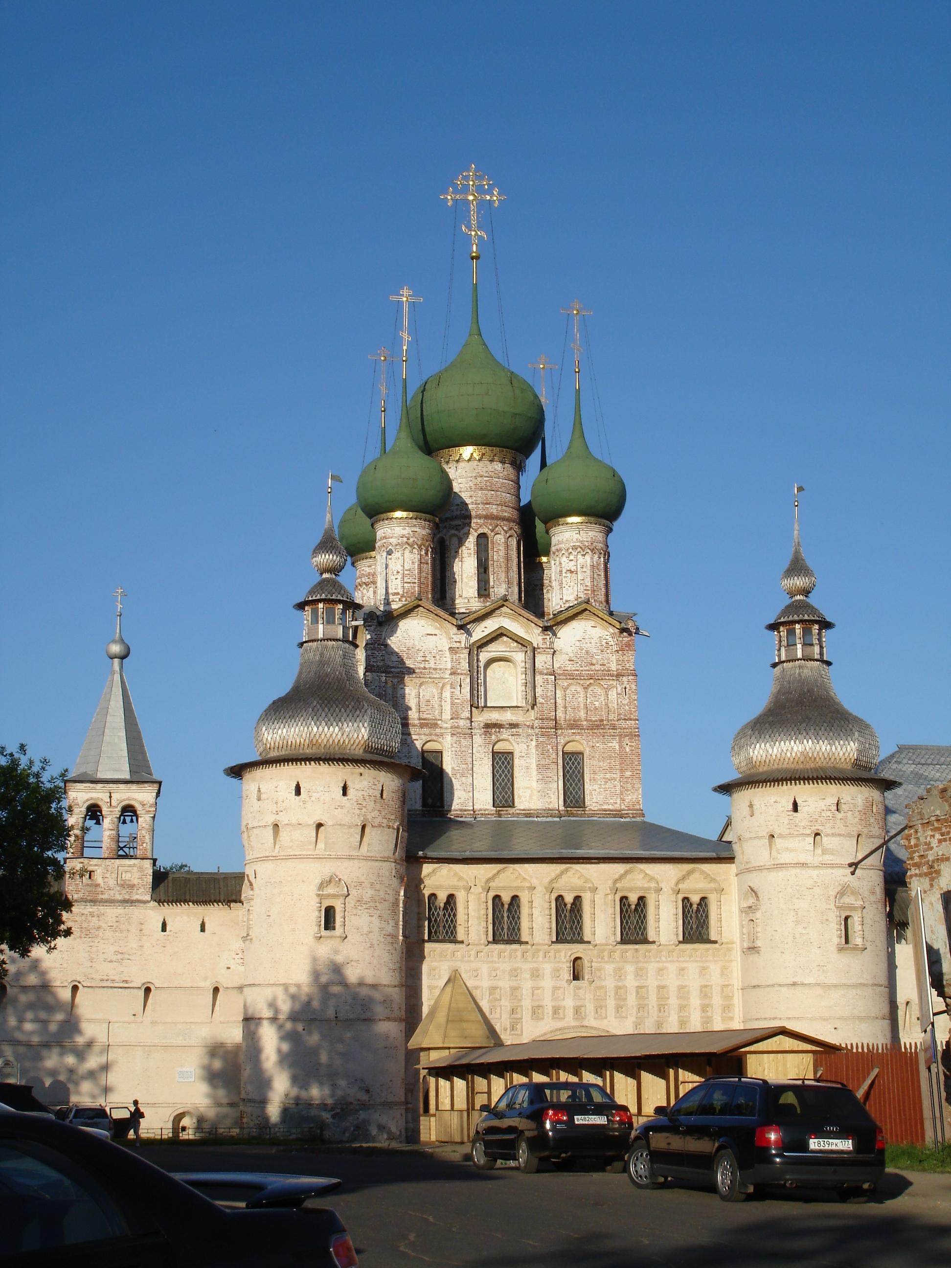 Ростов великий достопримечательности фото и описание для детей